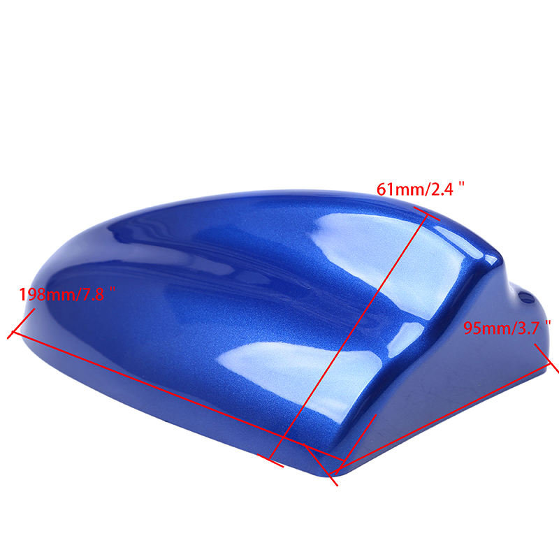blue shark fin am fm radio signal replacement aerial. Black Bedroom Furniture Sets. Home Design Ideas
