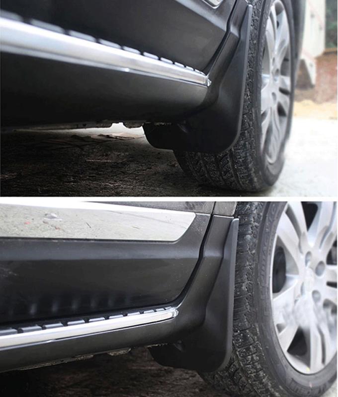 2006 Land Rover Freelander For Sale: Mud Flaps Splash Guard Front Rear Mudguard For 2006-2015