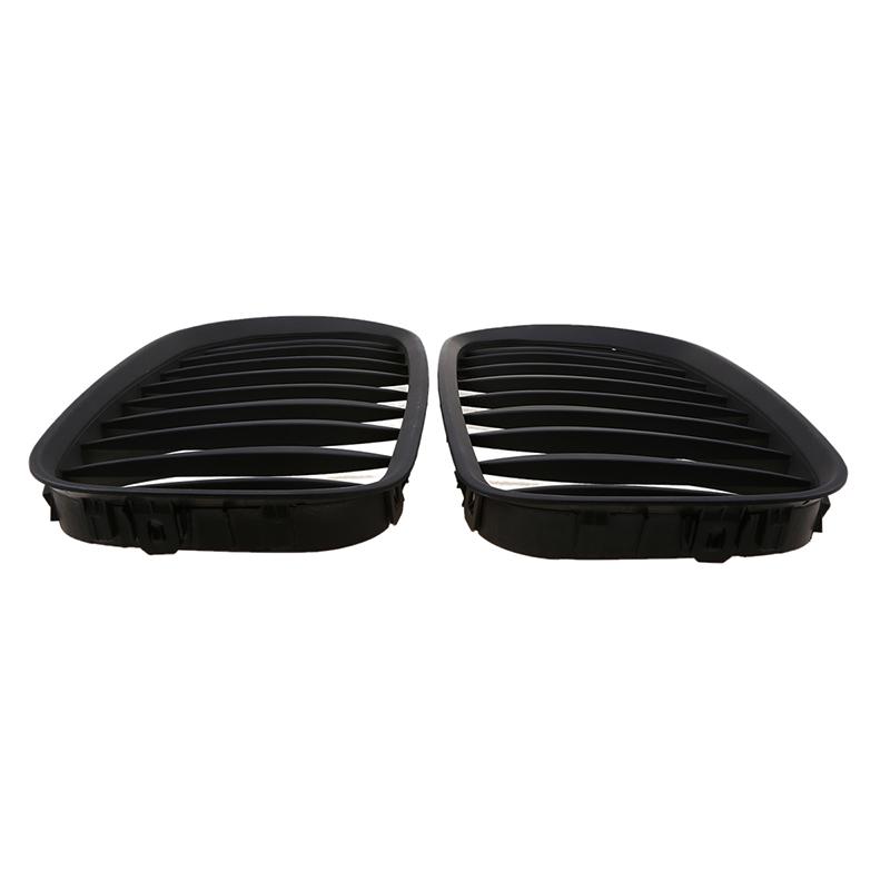 Bmw Z4 E85 Problems: Matte Black Front Grill Grille For BMW Z4 Cabriolet E85