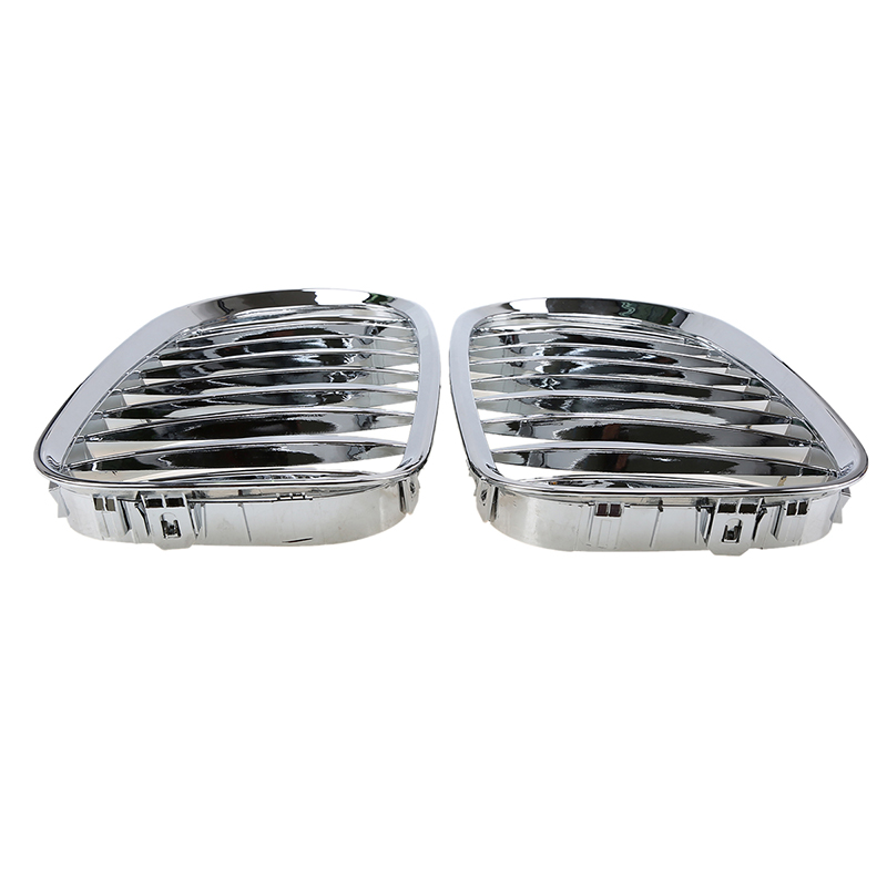 Bmw Z4 E85 Problems: Plated Chrome Front Hood Grill Grille For BMW Z4 E85 E86