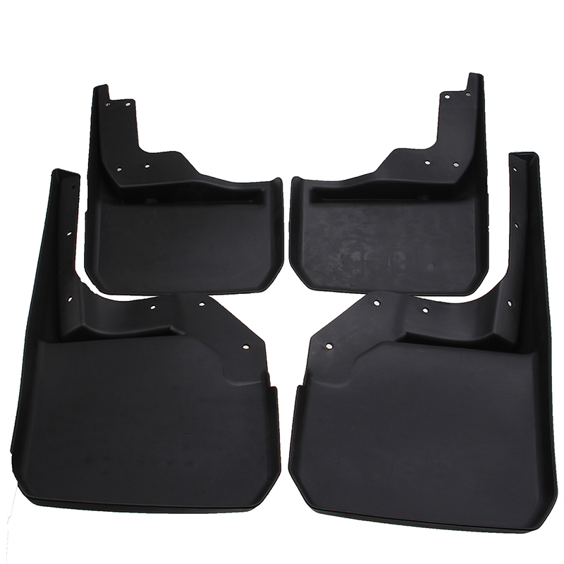 mudguard splash guards fender mud flaps front rear for. Black Bedroom Furniture Sets. Home Design Ideas
