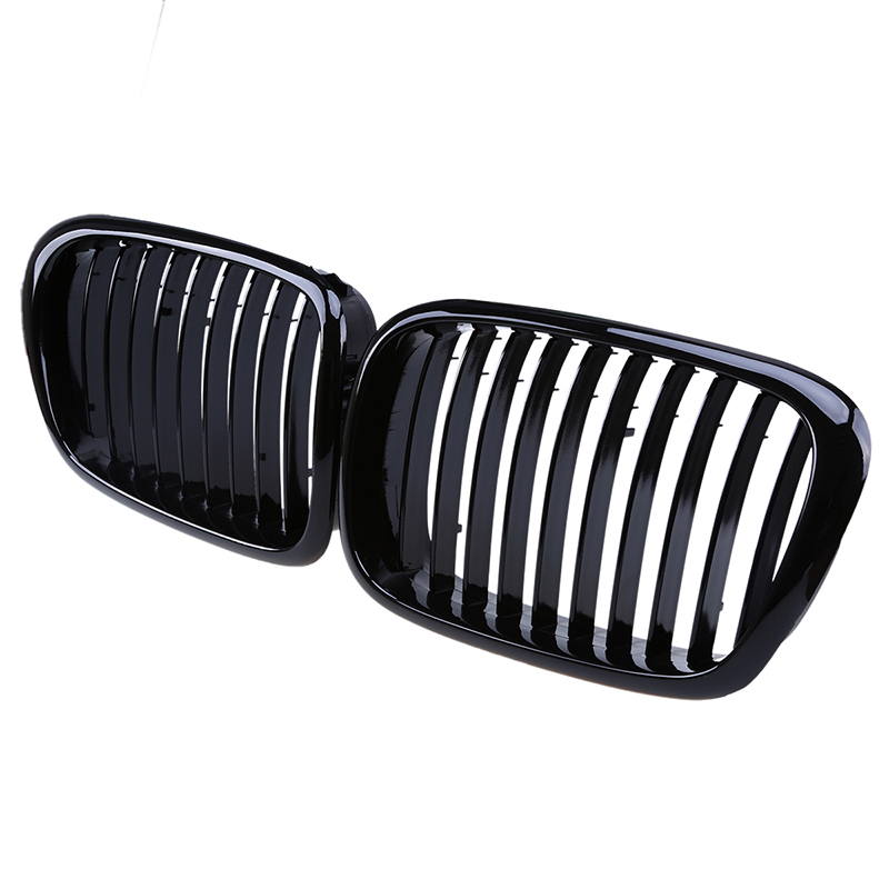 Bmw Grills: Gloss Black Front Kidney Grill Grille For BMW E39 5 Series