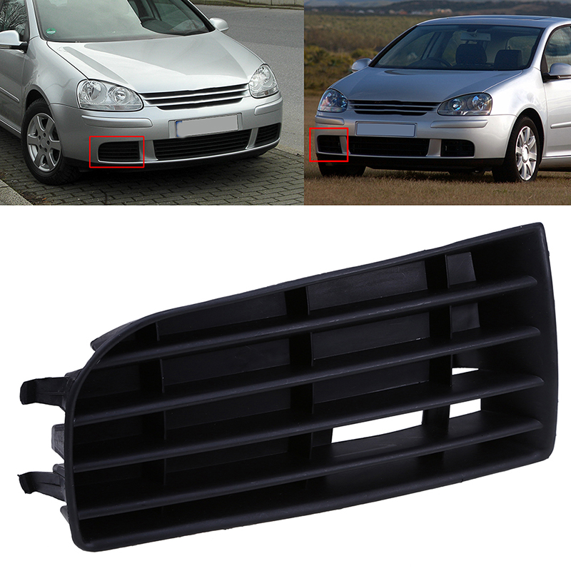 For VW Golf Mk5 Rabbit Front Bumper Lower Grille Grill