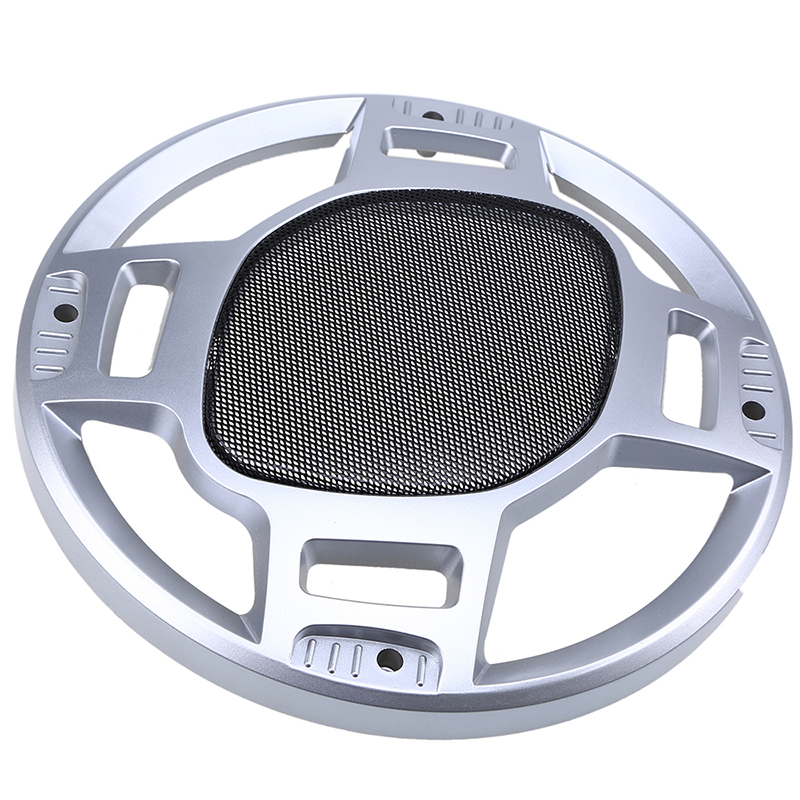 12 Quot Subwoofer Grill ~ Quot inch car auto audio speaker subwoofer grill dusty