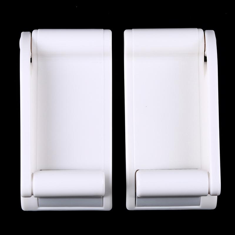 magnetic kitchen paper towel holder diversified roll magnet rack refrigerator ebay. Black Bedroom Furniture Sets. Home Design Ideas