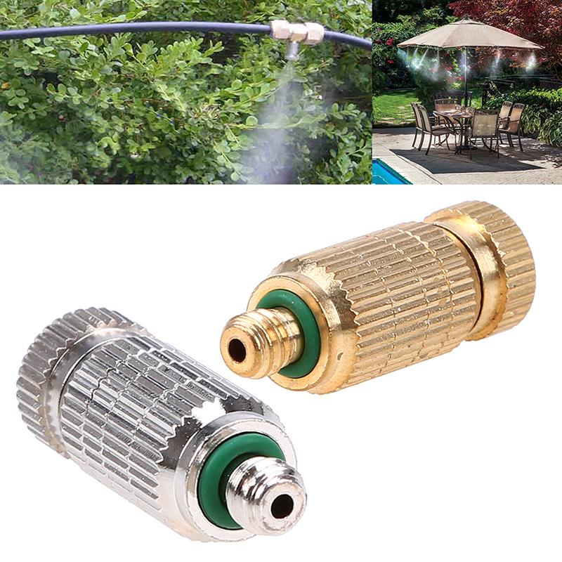 Garden Misting Kits : Garden misting kit brass nozzle spray water picnic