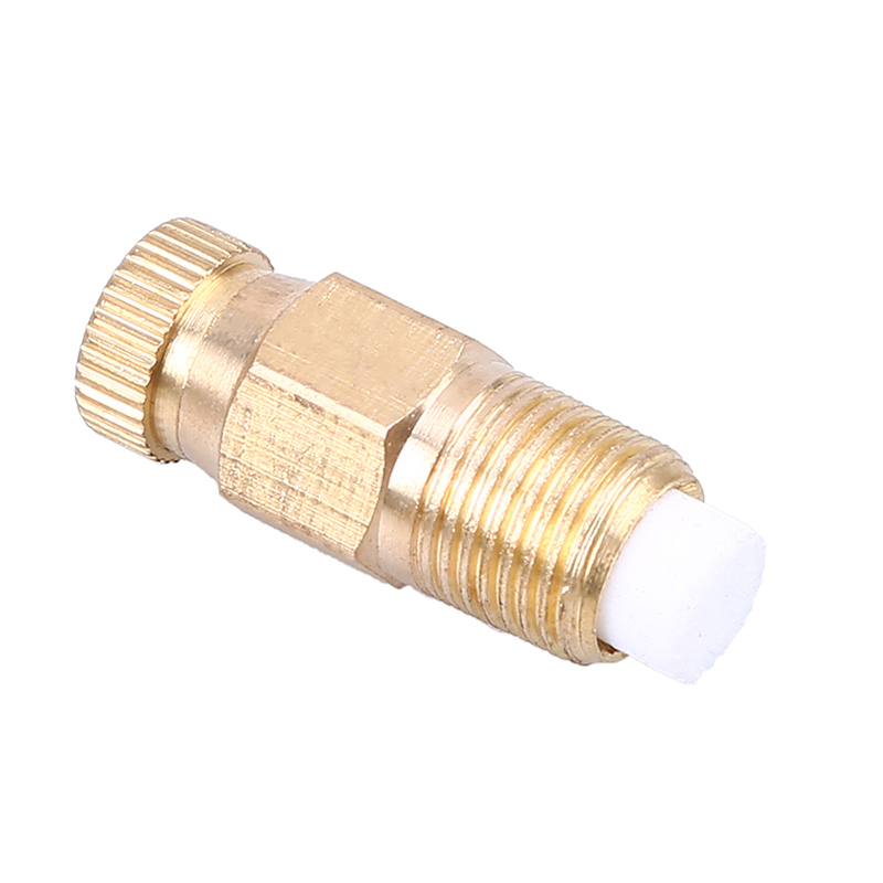 Water Misting Heads : Garden misting kit brass nozzle spray water picnic