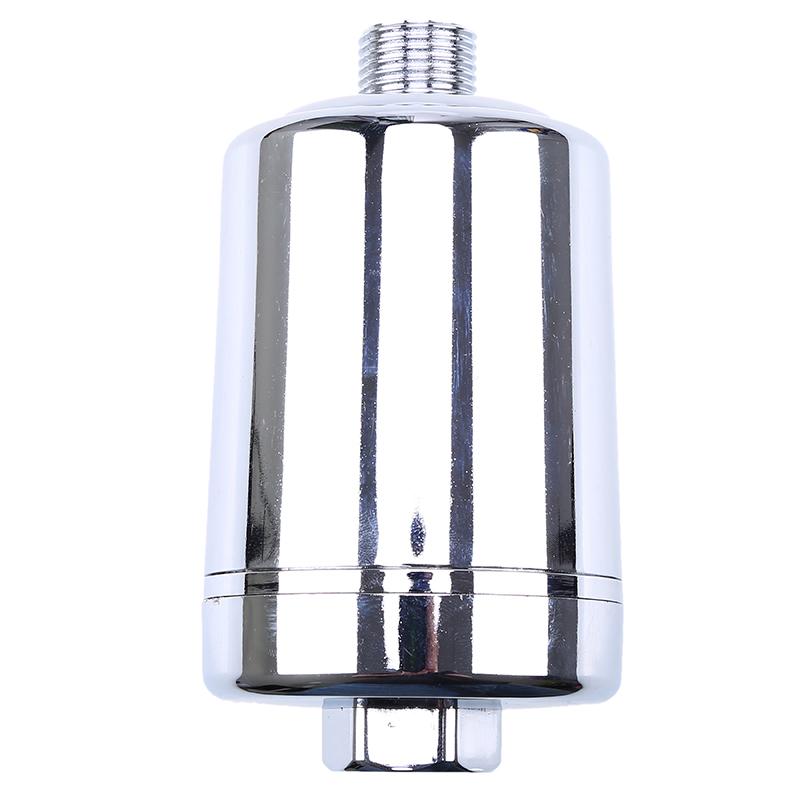 shower filter system universal chlorine removing shower head hard water softener. Black Bedroom Furniture Sets. Home Design Ideas