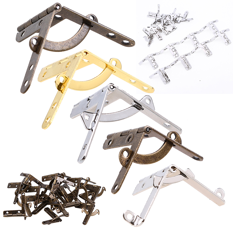 1 10 20pcs hinge hardware accessories spring hinge for On how to make a spring hinge for jewelry