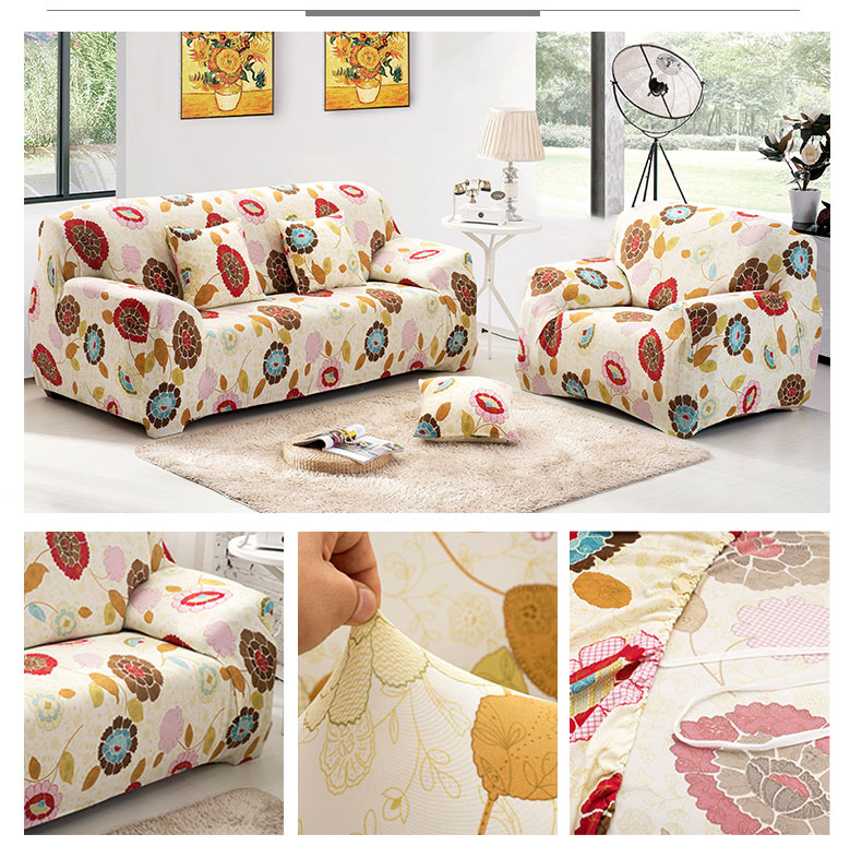home universal stretch slipcover sofa covers skid washable