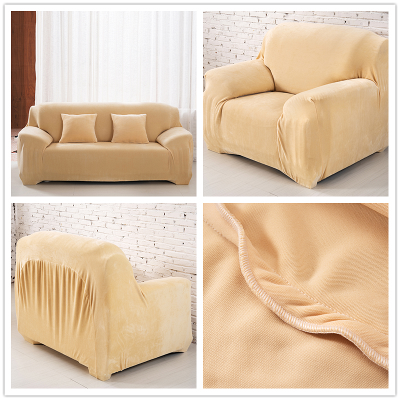 New Slipcover Comfy Plush Sofa Couch Cover Durable