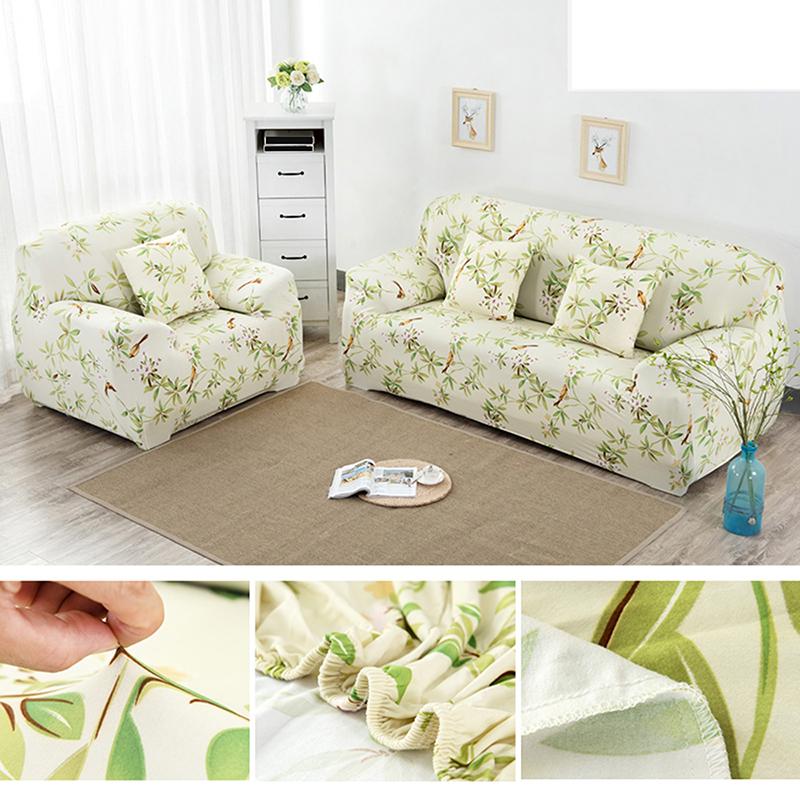 L Shape Stretch Elastic Sofa Slipcovers Pet Dog Sectional