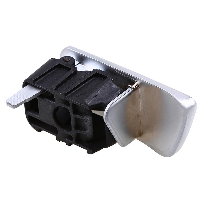 Car Glove Box-Latch Handle 8K1857131 3Q7 for AUDI A4//S4 B8 Q5 A5 W//Hole Quattro