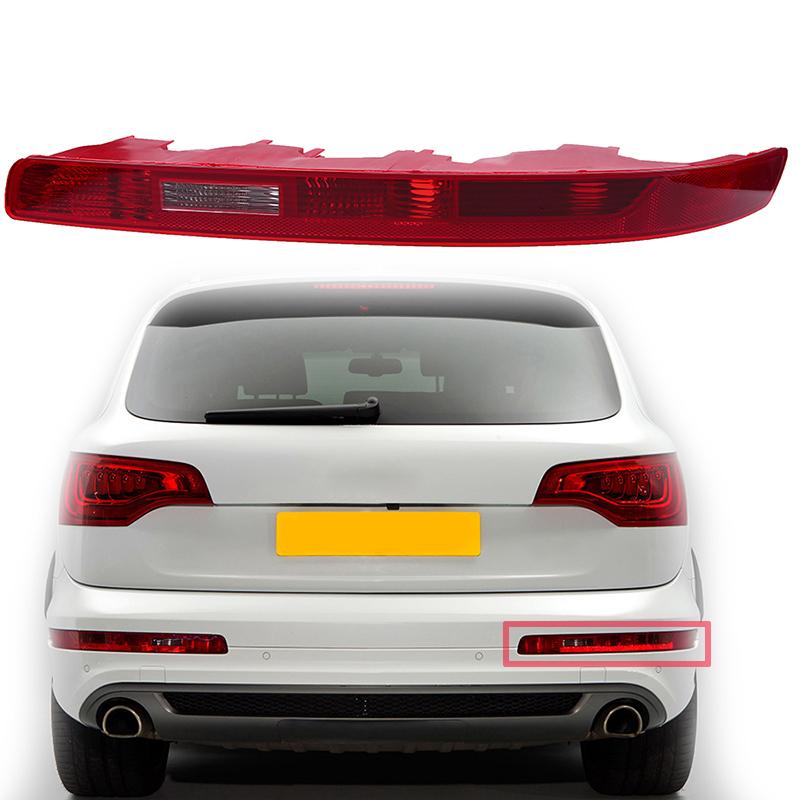 Rear Bumper Reverse Tail Light Rh Side Housing Lens For